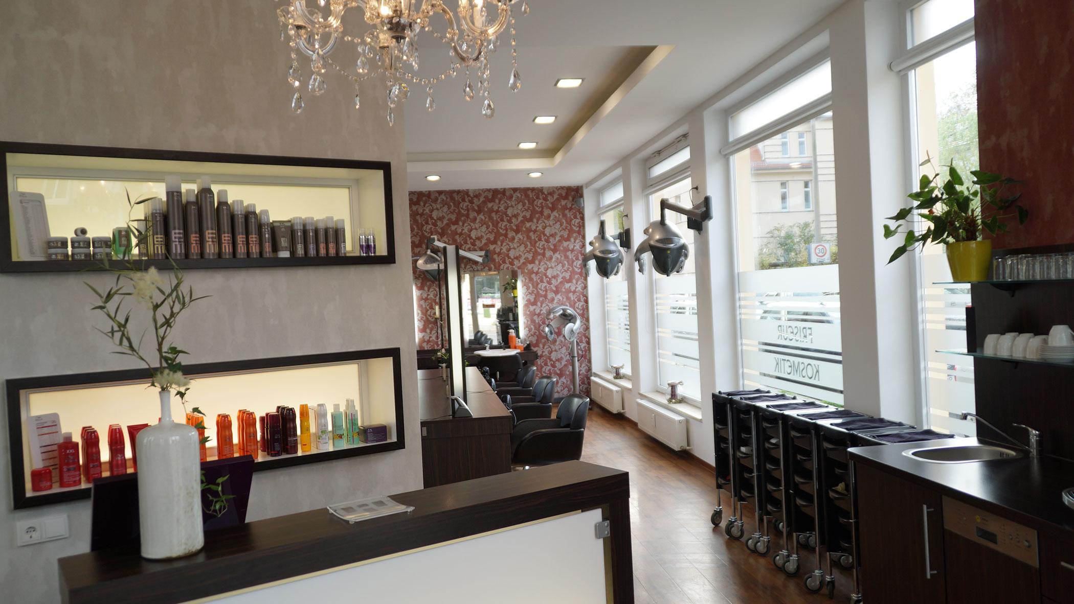 Friseur Brehme Ihr Salon in Leipzig Lindenau